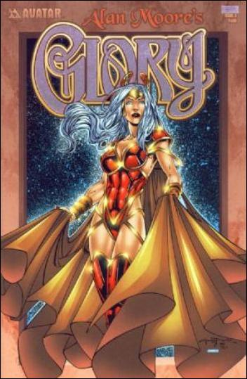 Alan Moore's Glory 0-I by Avatar Press