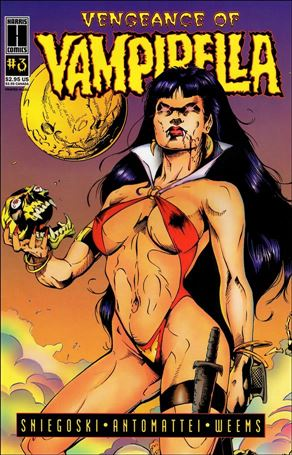 Vengeance of Vampirella 3-A