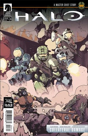 Halo: Collateral Damage 3-A