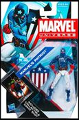 Marvel Universe (Series 4) Marvel's Patriot