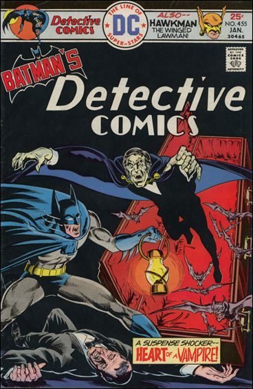 Detective Comics (1937) 455-A by DC