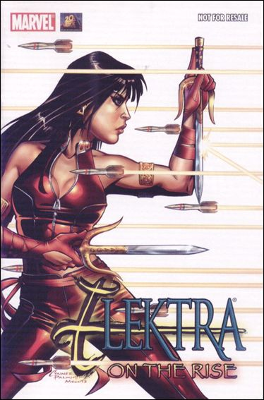 Elektra: On the Rise 1-A by Marvel
