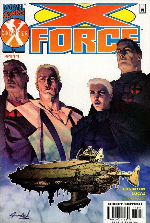 X-Force (1991) 111-A by Marvel