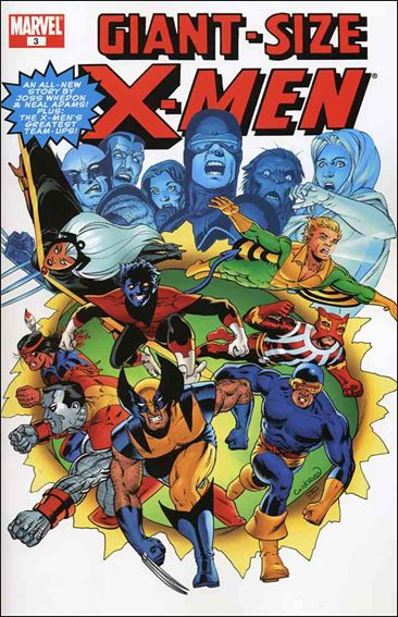 Giant-Size X-Men 3-A by Marvel