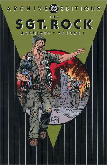 Sgt. Rock Archives 1-A by DC