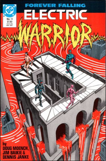 Electric Warrior 11-A by DC
