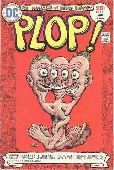 Plop! 11-A by DC