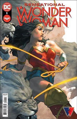 Sensational Wonder Woman 1-A