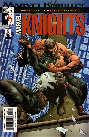 Marvel Knights (2002) 6-A