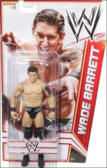 WWE Superstars (2012) Wade Barrett by Mattel