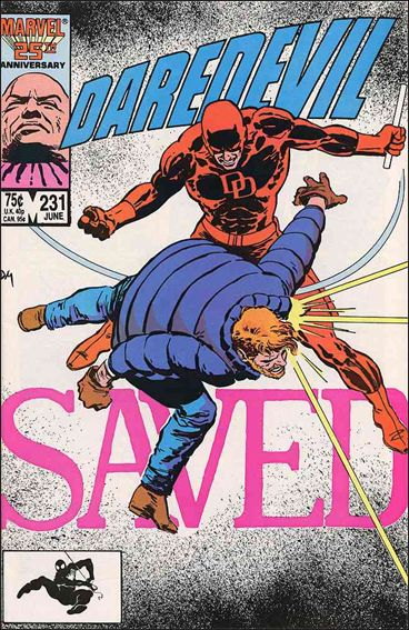 Daredevil (1964) 231-A by Marvel