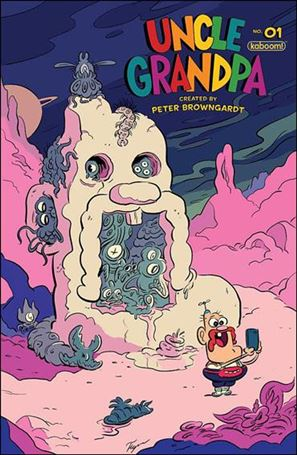Uncle Grandpa 1-A