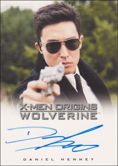 X-Men Origins: Wolverine (Autographs Subset) nn2-A by Rittenhouse
