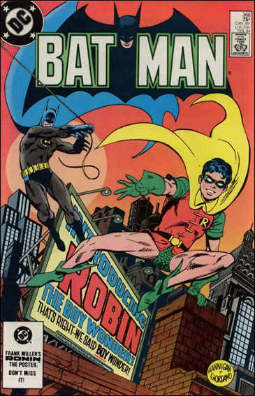 Batman (1940) 368-A by DC
