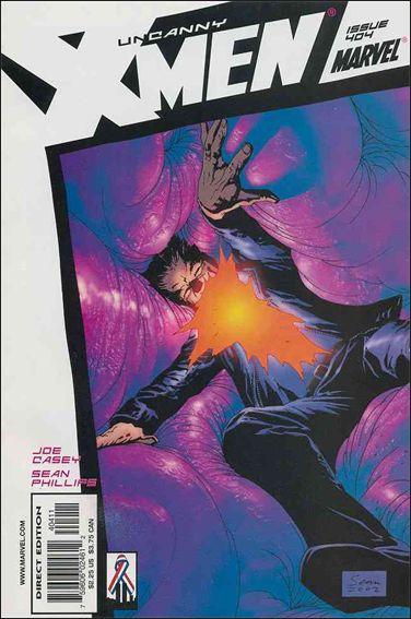 Uncanny X-Men (1981) 404-A by Marvel