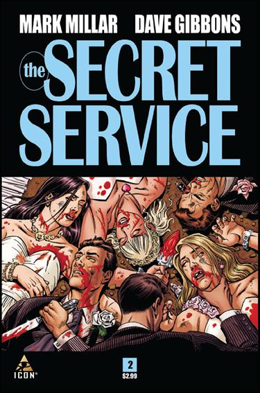 Secret Service 2-A by Icon