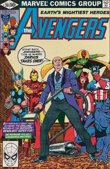 Avengers (1963) 201-A by Marvel