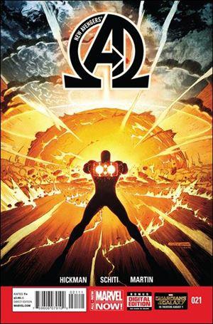 New Avengers (2013) 21-A