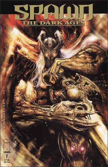 Spawn: The Dark Ages 7-A by Image