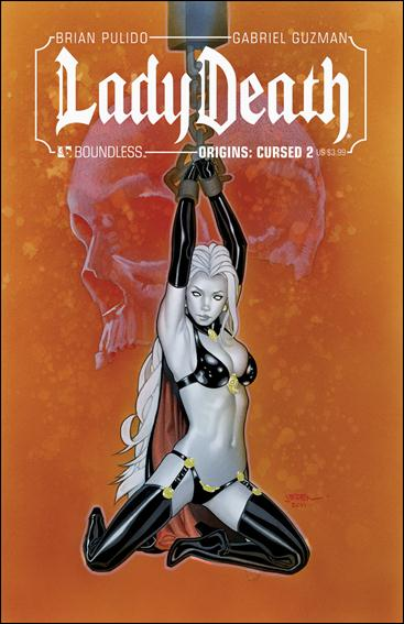 Lady Death Origins: Cursed 2-A by Boundless Comics