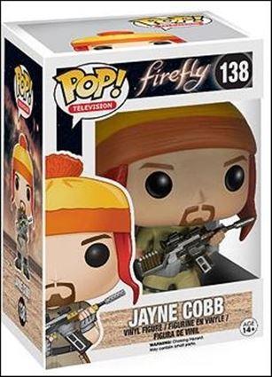 POP! Television Jayne Cobb