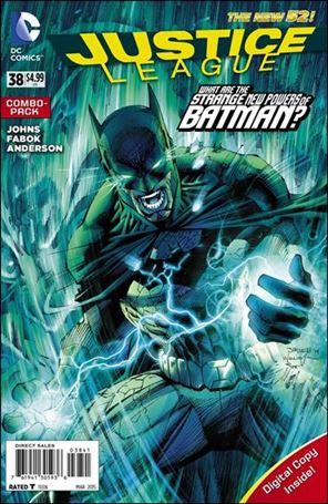Justice League (2011) 38-B