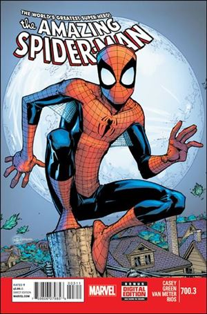 Amazing Spider-Man (1963) 700.3-A