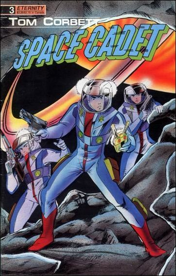 Tom Corbett, Space Cadet (1990) 3-A by Eternity