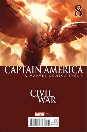 Captain America: Sam Wilson 8-B