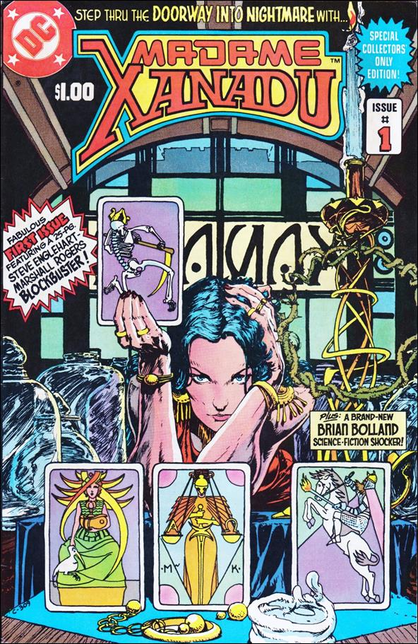 Madame Xanadu (1981) 1-A by DC