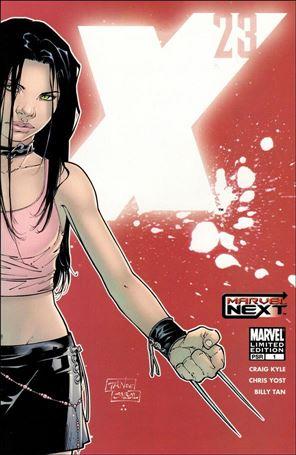 X-23 (2005) 1-B