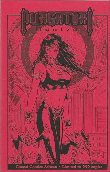 Purgatori: The Hunted Ashcan-A by Chaos! Comics
