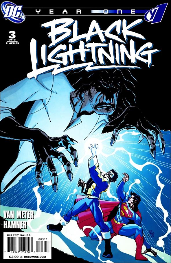 Black Lightning: Year One 3-A by DC