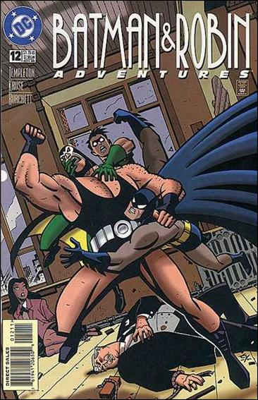 Batman and Robin Adventures 12-A by DC