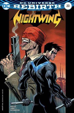 Nightwing (2016) 23-B