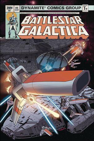 Battlestar Galactica (Classic) (2018) 5-B