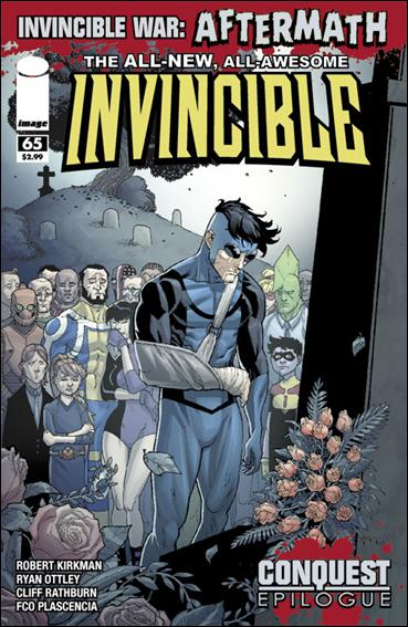 Invincible 65-A by Skybound Entertainment