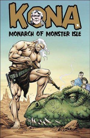Kona: Monarch of Monster Isle 1-B