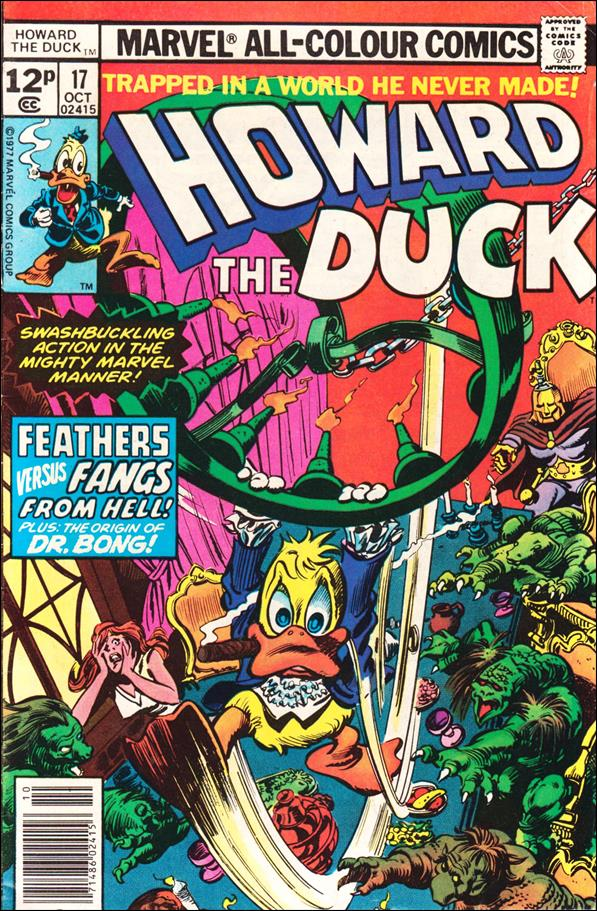 Howard the Duck (1976) 17-C by Marvel