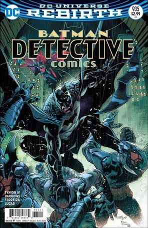 Detective Comics (1937) 935-A