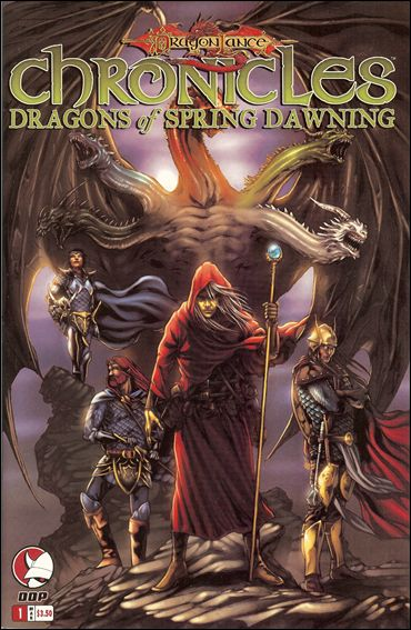 Dragonlance: Chronicles (2007) 1-A by Devil's Due