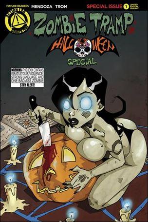 Zombie Tramp: Halloween Special 1-C