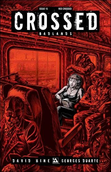 Crossed: Badlands 15-D by Avatar Press