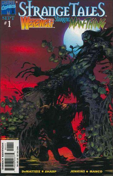 Strange Tales (1998) 1-A by Marvel