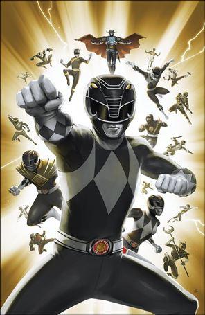 Mighty Morphin Power Rangers 30-C