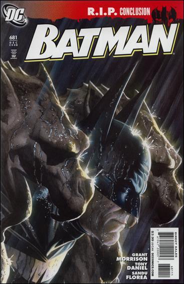 Batman (1940) 681-A by DC