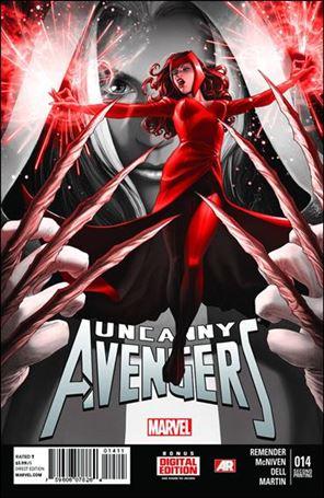 Uncanny Avengers (2012) 14-C