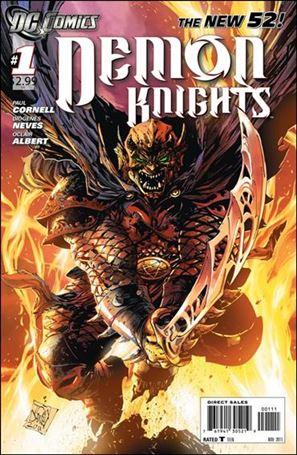 Demon Knights 1-A