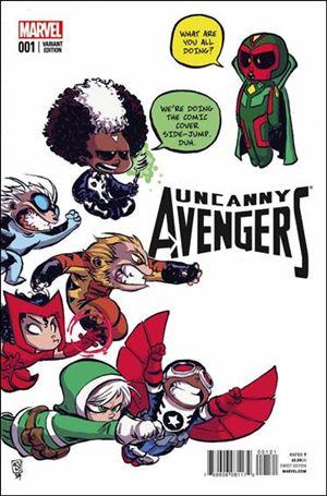 Uncanny Avengers (2015) 1-F