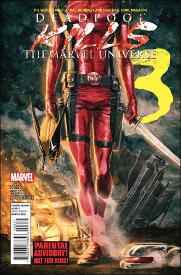 Deadpool Kills the Marvel Universe 3-A by Marvel
